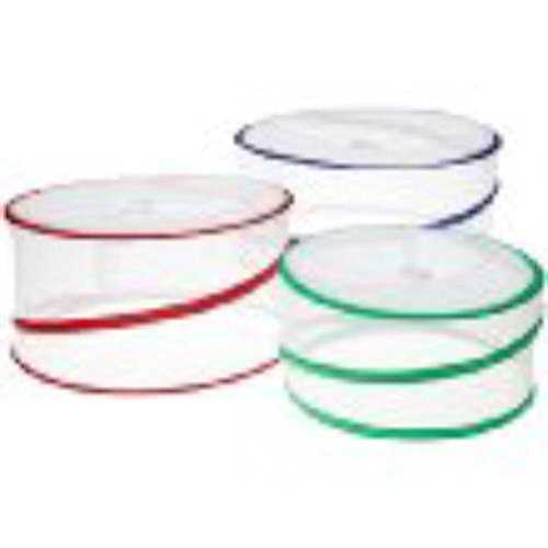 Handy Gourmet Set Of 3 Pop Up Food Covers (Food Nets compare prices)