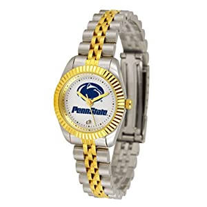 Penn State Nittany Lions Suntime Ladies Executive Watch - NCAA College Athletics by Sun Time/Links Warner