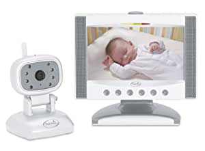 "Summer Infant Day & Night Flat Screen Color Video Monitor with 7"" LCD Screen (Discontinued by Manufacturer)"