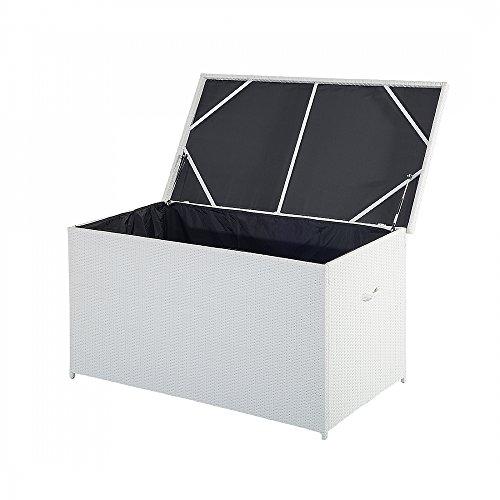 kissenbox weiss. Black Bedroom Furniture Sets. Home Design Ideas