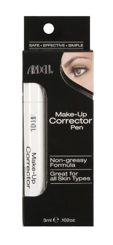 Ardell Make-up Corrector Pen, 0.102-Ounce (Pack of 3)