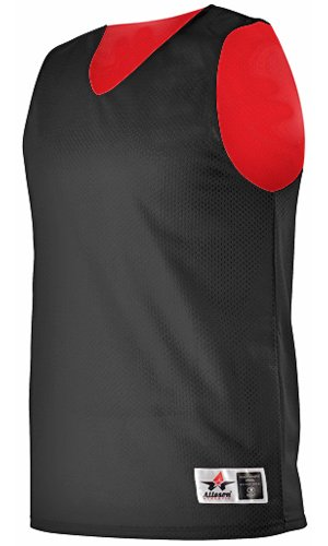 Alleson Athletic Adult Unisex Reversible Mesh Basketball Tank Jerseys