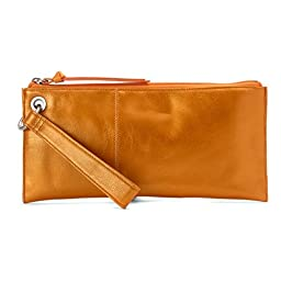 Hobo Womens Leather Vintage Vida Clutch Wallet (Radiance)
