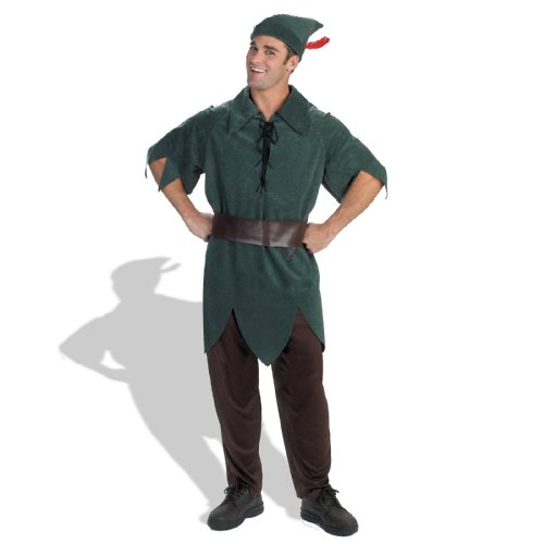 Disney Adult Peter Pan Costume X-Large (42-46), (Disney Store Peter Pan Costume compare prices)