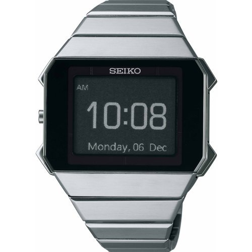 Seiko Brightz Radio Solar Active Matrix EPD Watch Sdga007 (Japan Import)