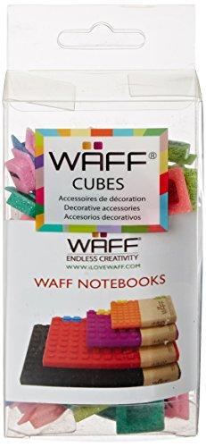 WAFF Glitter Cubes