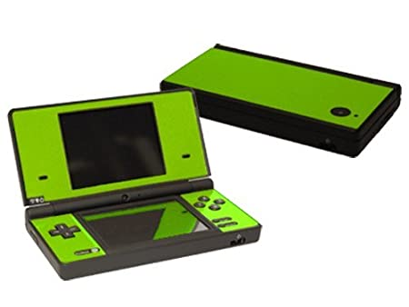 Nintendo DSi Color Skin - NEW - MONSTER GREEN system skins faceplate decal mod