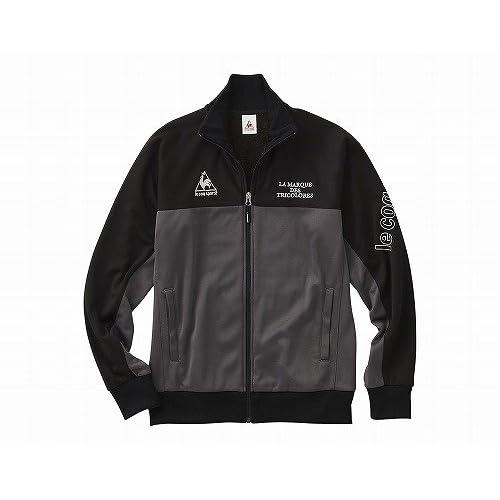 le coq sportif(ルコック) ウォームアップジャケット ブラック BLK M