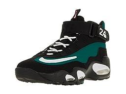 Nike Men\'s Air Griffey Max 1 Fresh Water/Wht Blck Vrsty Rd Training Shoe 8 Men US