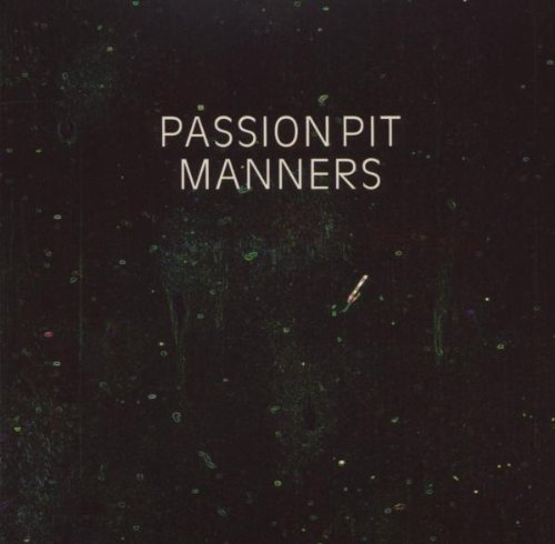 Original album cover of Manners by Passion Pit