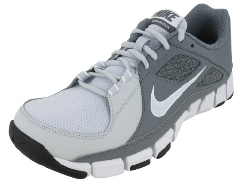 Nike Men's NIKE FLEX SHOW TR TRAINING SHOES 11 Men US (COOL GREY/PR PLTNM/WHITE/BLK) Nike Flex