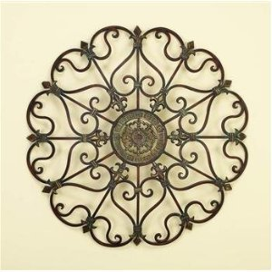 Metal Wall Decor With Freedom To Arrange By Benzara front-677307