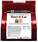 Thomas Laboratories Goat-A-Lac Supplement Powder for Pets, 4-Pound