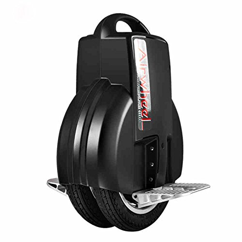 Better Riding Stability 60Km Range Airwheel Q3 Self-Balancing Electric Unicycle Scooter (Battery 260Wh (Range 40-45Km))