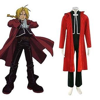 Fullmetal Alchemist cosplay costume, Edward Elric cosplay