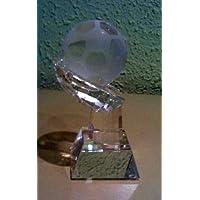 Trofeo conmemorativo de la Real Federación Española de Fútbol.Diseño exclusivo