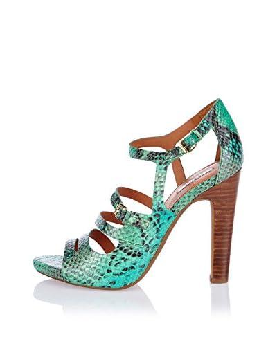 Geox Sandalo Con Tacco D Liz