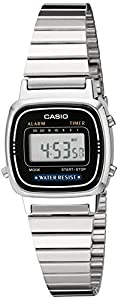 Casio Women's LA670WA-1 Daily Alarm Digital Watch [Watch]