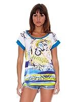 Janis Camiseta Alana (Azul)