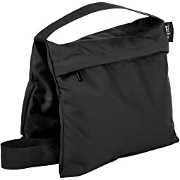 Impact Saddle Sandbag (20 lb, Black)