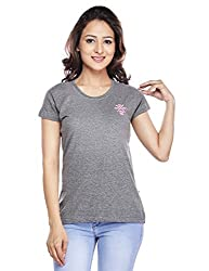 Vishal Mega Mart Women's Top (1121020144031_Grey_Large)