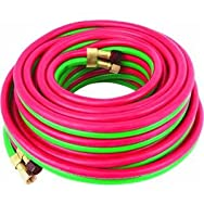 Forney Industries 86146 Oxy-Acetylene Hose-1/4