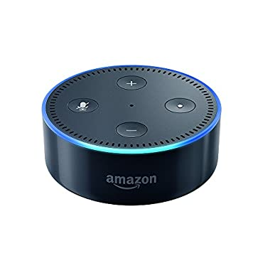 Echo Dot 2nd Generation Bluetooth Alexa Device (Black)