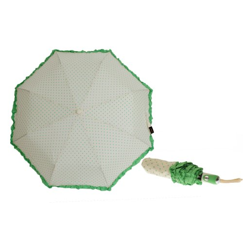 Womens/Ladies Small Umbrella with Special Auto Open and Close Feature