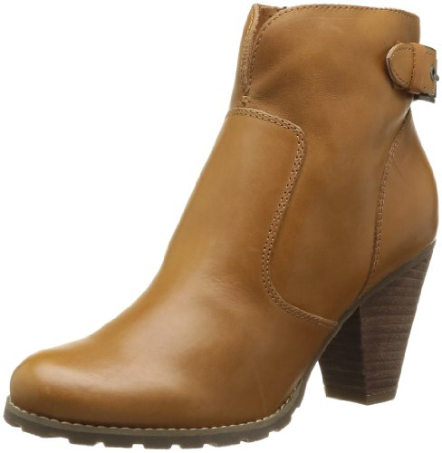 Hush Puppies Women's Revive Ank Boot Bu Boots Brown Marron (Tan Leather) 3.5 (36 EU)