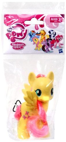 My Little Pony Friendship is Magic 3 Inch Single Figure Fluttershy [Bagged]