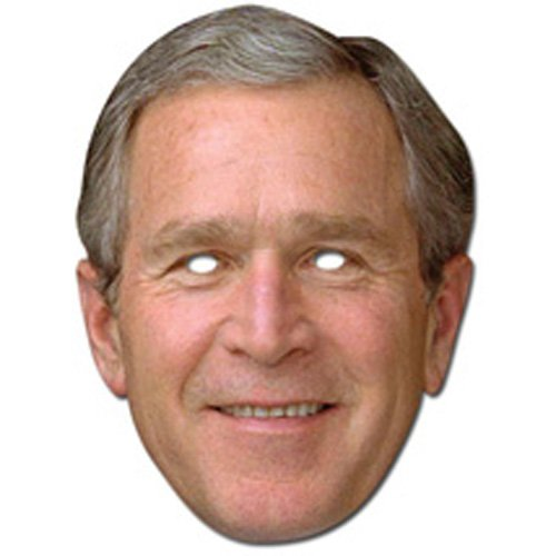 Mask-Arade George Bush Celebrity Mask - 1
