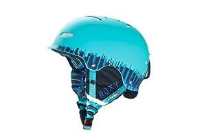 Roxy Women's Gravity Helmets - Turquoise/Turquoise, 58 cm
