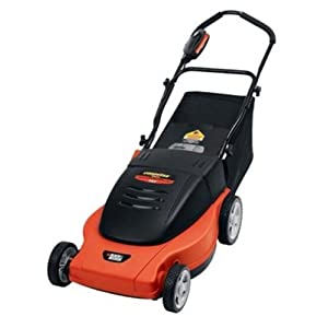 Black and Decker CMM1200 Electric Mulching Lawn Mower