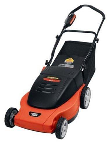 Black & Decker CMM1200 19-Inch 24-Volt Cordless Electric Mulching Lawn Mower