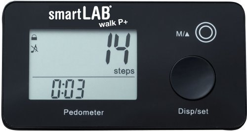 fitmefit premium account and smartLAB®walk P+ Pedometer with ANT wirless data transfer