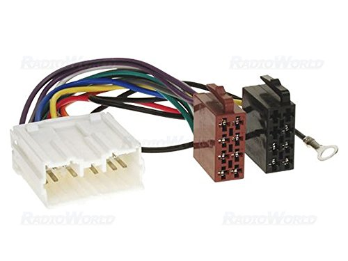 mitsubishi-car-stereo-radio-iso-adaptor-lead-wiring-harness-connector-cable