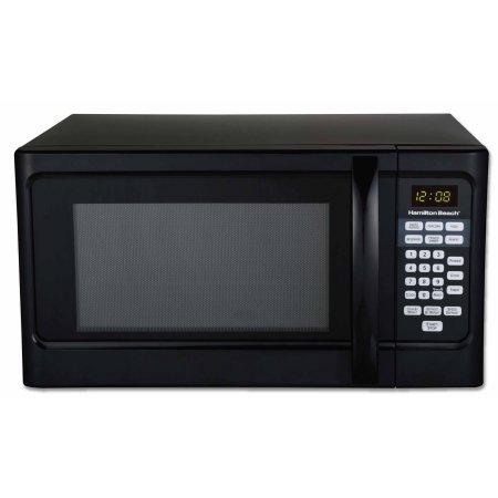 Hamilton Beach 1.1 cu ft Microwave Oven, Black (Hamilton Beach Convention Oven compare prices)