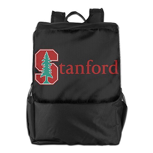 AIJFW Outdoor Travel Bag - Stanford University S Logo Unisex Backpack Daypack Bookbags Rucksack School Bookbags Bag (Vacation Quest H compare prices)