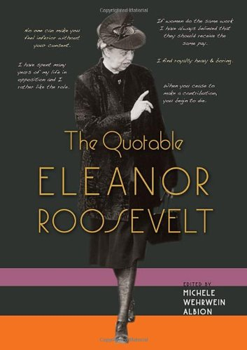 short essay on eleanor roosevelt