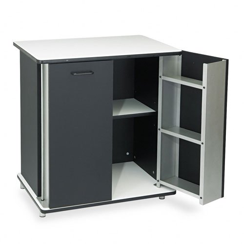Large Microwave Cart