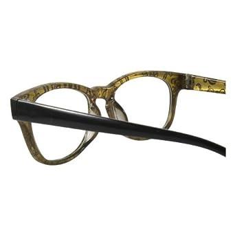 c66cb90ab3a PKL lunettes sans correction unisexe verres neutres transparents nt-jb334-j  ( - fr-shop