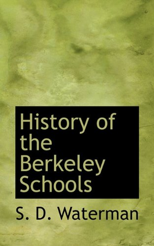 History of the Berkeley Schools