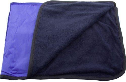 Simplicity Soft Folding Fleece Stadium Picnic Blanket Outdoor Travel Camping Mat