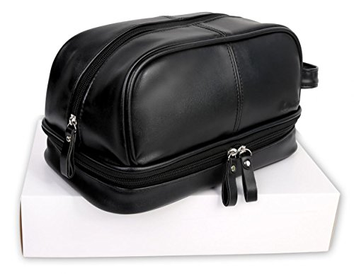 wodison-pu-leather-mens-travel-toiletry-bag-toiletry-kit-black
