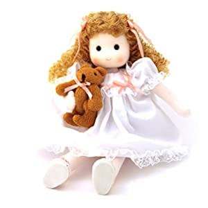Amazon.com: Green Tree Musical Doll WENDY Doll peter pan: Toys & Games