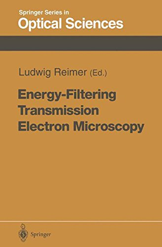 Energy-Filtering Transmission Electron Microscopy (Springer Series In Optical Sciences) (Volume 71)