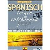 Spanisch lernen & entspannen: Audio-Sprachkurs für Anfänger. Für CD- und MP3-Player