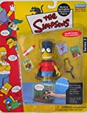 BARTMAN The Simpsons Series 5 World Of Springfield Interactive Action Figure