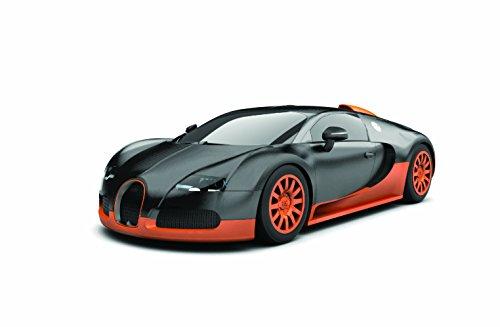 Scalextric-Bugatti-Veyron-Supercar-Slot-Car-C3361132nd-Scale