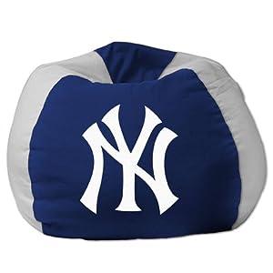 New York Yankees MLB Team Bean Bag (102 Round) by Northwest